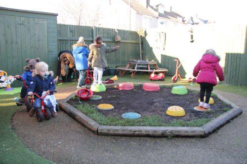 Giggles Day Nursery in Dartford 21 500x333