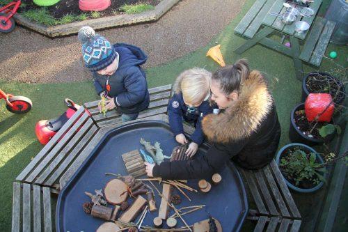 Giggles Day Nursery in Dartford 23 500x333