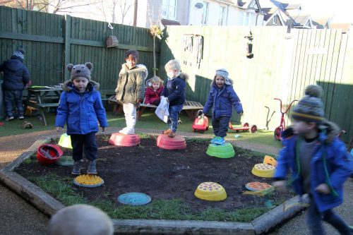 Giggles Day Nursery in Dartford 26 500x333