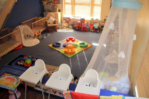 Giggles Day Nursery in Dartford 7 1 500x333