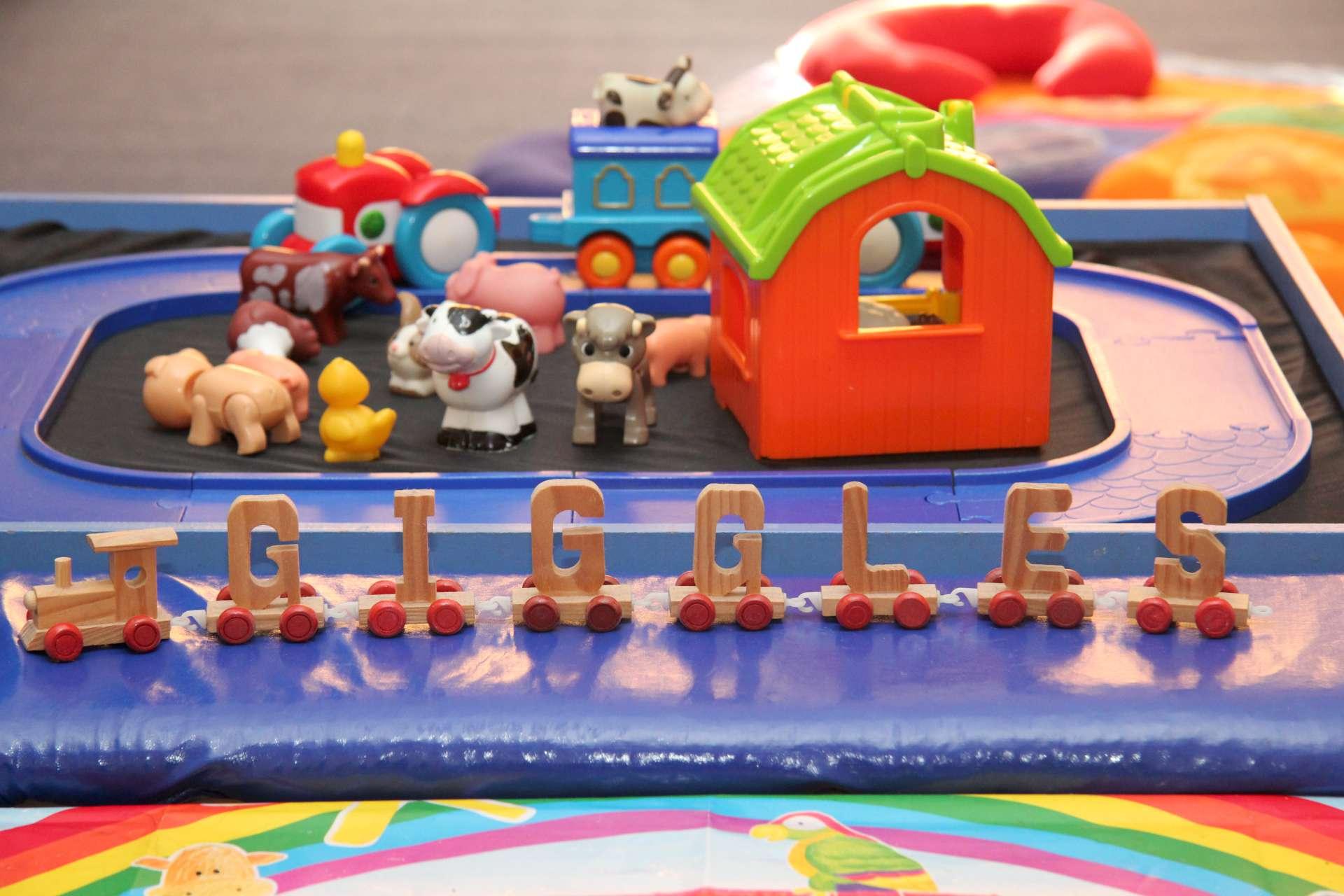 Giggles Day Nursery in Dartford